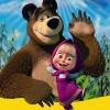 Маша и Медведь (мультсериал)