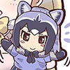Common Raccoon (Kemono Friends)