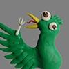 Зеленый Орёл