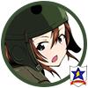 Helmet-chan (girls und panzer)