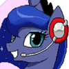 Gaming Princess Luna