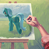 mlp art