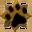 Бронзовая лапка - за третье место в конкурсе лисичек №3