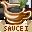 «Бронзовый соусник» - награда для того, кто предоставил соус 5 раз в секретных разделах. Существует много разных соусов, но в данном случае под соусом подразумевается ссылка на видео, с которого была сделана какая-либо гифка в секретных разделах.