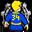 «Выходец из убежища 34» - этот знак отличия можно получить за 10 постов в Fallout porn. У постов должен быть рейтинг 2.0 (или выше). Эту награду можно также получить за один пост с рейтингом 10.0 (или выше).