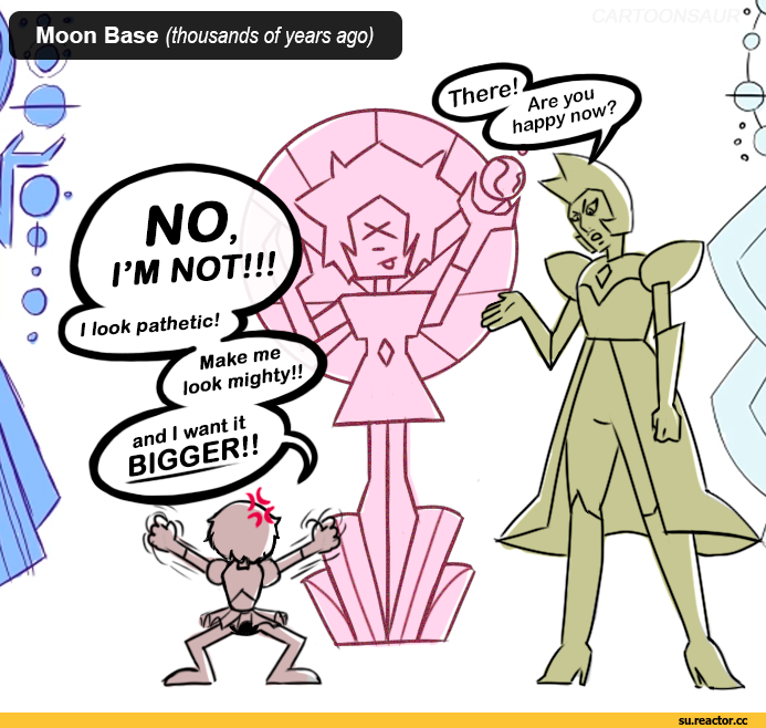 r 'l Moon Base (thousands of years ago),Blue Diamond,SU Персонажи,Steven Universe,фэндомы,cartoonsaur,SU comics,Pink Diamond,Yellow Diamond