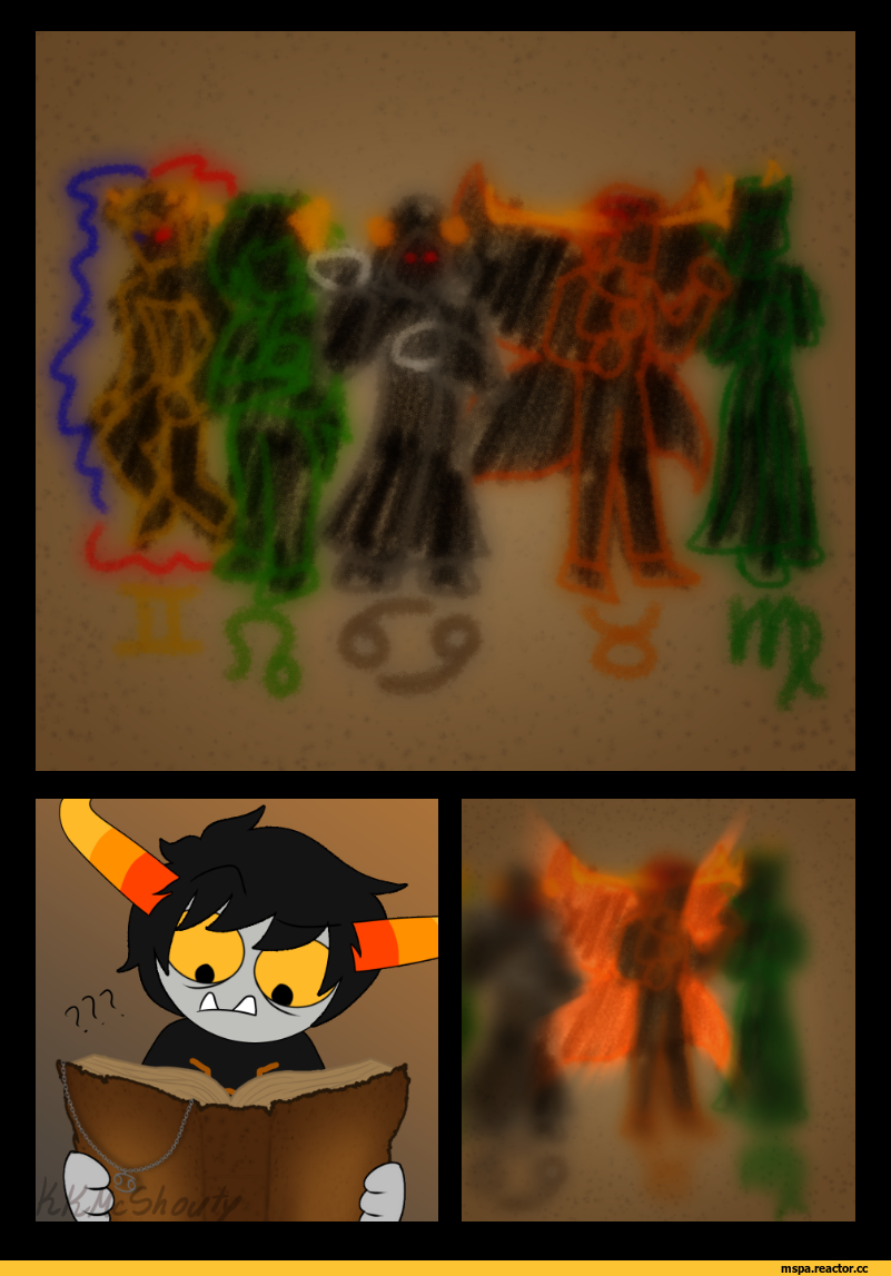 MS Paint Adventures,фэндомы,Hiveswap,Vikare Ratite,The Summoner,Homestuck,The Sufferer,The Signless,The Disciple,The Ψiioniic,The Psiioniic,The Dolorosa