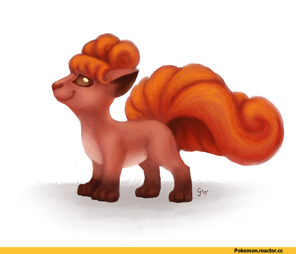 Pokémon Art,Pokémon,фэндомы,Vulpix,Pokedex,Pokemon Characters,GingerFoxy,маленькие картинки