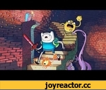 Adventure Time Explore the Dungeon Because I Don't Know Trailer,Games,,All-new trailer for Adventure Time The Video Game ! Join us on Facebook : http://www.facebook.com/GameNewsOfficial and subscribe now : http://www.youtube.com/subscription_center?add_user=GameNewsOfficial. Adventure Time Explore