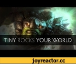 Dota 2 Tiny Rocks Your World,Games,,Want to be in our fails of the week series? Submit your fails at http://www.dotacinema.com/fail  Facebook: http://www.facebook.com/DotaCinema Website: http://www.dotacinema.com stream: http://www.twitch.tv/dotacinema T-shirts: http://dotacinema.spreadshirt.com