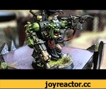 40k History:  Space Orks,Games,,More 40k History here:  http://www.miniwargaming.com/show/40k-history  Da green-skins make there appearance in this episode of 40k History.