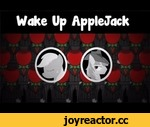 Musical Film - Wake up Applejack!,Film,,Plot: When Applejack's train ride to Appaloosa turns into a disaster, she falls into a coma at the nearest hospital. Who will be there to save her?  P.S - If you are wondering where Applejack's cutie mark is, they are the manifestations traveling with her.