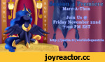 a/Son 4|rreniere < Mare-A-Thon Join Us @ Friday November 22nd 7:00 PM EST http://justin.tv/worldofequestria 1