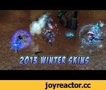 LoL Review - Winter Wonder Lulu, Snow Day Singed, Snowstorm Sivir - 2013 New Winter Skins,Games,,Liked the video? Click here to subscribe! http://bit.ly/mDwCBX. New 2013 Winter showdown skins: Snow Day Singed Winter Wonder Lulu Snowstorm Sivir Previous Video LoL Review - Yasuo - All Yasuo Skins