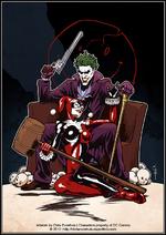 Artwork by Chris Evenhuis | Characters property of DC Comics © 2012 | http://chrisevenhuis.daportfolio.com