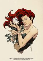Artworfc by Chris Evenhuis | Character property of DC Comics © 2012 | http://chrisevenhuis.daportfolio.com