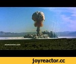 Nuclear Explosions. Trinity and Beyond. Full HD.,Tech,,Video by www.AtomCentral.com  A nuclear explosion occurs as a result of the rapid release of energy from an intentionally high-speed nuclear reaction. The driving reaction may be nuclear fission, nuclear fusion or a multistage cascading