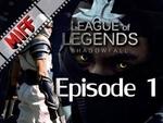 """[LoL] Лига Легенд: Наступление тьмы. Часть1.,Games,,Косплей ролик от K&K Productions по мотивам истории игры Лига Легенд. Вы узнаете о том, как зарождалось зло в душе Зеда и его ненависти к Шену. Это первая из трех частей этого """"фильма"""".  """"League of Legends: Shadowfall (Part 1)"""" - русская озвучка. А"""