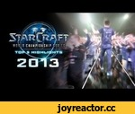 StarCraft II Top 5 Highlights 2013,Games,,This year, battles wages across the globe in the world of competitive StarCraft II, with so many moments etched into history. All year we've brought those moments, those top moments from across StarCraft II eSports. But with the end of 2013, which ones were