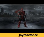 DEADPOOL Skin Mod for Batman Arkham Origins,Games,,This skin mod makes Deathstroke looks like Deadpool