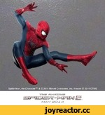 Spider-Man, the Character™ & © 2014 Marvel Characters, Inc. Artwork © 2014 CTMG IrthOlS