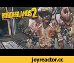 Borderlands 2 - Sir Hammerlock vs. the Son of Crawmerax Commentary,Entertainment,,Gearbox walks us through the first half of the final DLC for Borderlands 2.