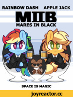 RAINBOW DASH APPLE JACK