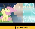 Fluttershy (Original by Forest Rain),Music,,This song gives me all the warm and fuzzies. It reminds me of sitting out on the steps of the Secaucus Convention Center watching episodes of My Little Pony on the Big Macintruck. Those were some good times, guys. ^.^  --  Music and lyrics by Forest