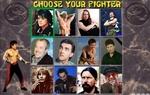 GHOOSE YOUR FIGHTEft