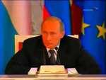 Путин 2005 год интервью про Крым,News,,Пресс-конференция по итогам встречи на высшем уровне Россия -- Европейский союз 10 мая 2005 года Москва, Большой Кремлевский дворец Ответ эстонской журналистке. Крым Интервью ГД Нилов. Смотрите 19 декабря прямую трансляцию большой пресс-конференции Владимира