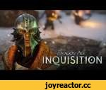 DRAGON AGE™: INQUISITION Gameplay Trailer - The Inquisitor,Games,,Ready yourself for Dragon Age: Inquisition with our Inquisitor gameplay trailer! Learn more at www.DragonAge.com The lone survivor of a cataclysmic blast, the Inquisitor is the only one who can stop the demons terrorizing the land o