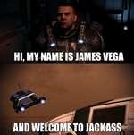 г Чь \ & Г V& Ж « ч~ш,. X «Гг I /Ш à\\ -* V ^ г) ¡J MY NAME IS JAMES VEGA