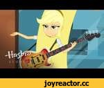 "MLP: Equestria Girls - Rainbow Rocks EXCLUSIVE Short - ""A Case for the Bass"",Entertainment,,Applejack has to prove herself on the bass!  Subscribe to HasbroStudiosShorts: http://j.mp/LkHWOx My Little Pony: Equestria Girls: http://j.mp/1nAT5Yh"