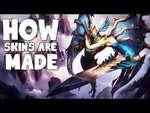 """[LoL] Как придумывают скины для Лиги Легенд,Games,,Задумывались ли вы когда-то о том, как к создателям игры Лига Легенд приходят идеи новых чемпионов и скинов к ним? Вот одна из версий этого важного процесса от MultiNecroMan. Автор: MultiNecroMan, """"How League of Legends Skins Are Made"""". Переведено"""