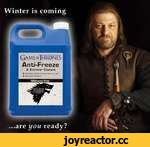 Winter is coming are you ready?