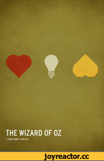 t A  THE WIZARD OF OZ