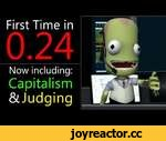 Kerbal Space Program: First Time in 0.24,Games,,KSP 0.24: Now with capitalism and judging! You can support the devs AND me by buying the game from my official referral link! http://buy.kerbalspaceprogram.com/SH8 Don't miss out on the fun, subscribe! Follow me on Twitter: