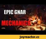 EPIC GNAR MECHANICS - FUNNY TRICK - TUTO QSPELL,Games,,Fun League of Legends video Gnar New Champion → Mon Facebook: http://www.goo.gl/amBXOO → Mon Twitter: http://www.goo.gl/XGofW5 → S'abonner: http://www.goo.gl/2RBGE9 → Me voir en stream: http://www.eclypsia.com/fr Petit tip & trick avec Gnar, et