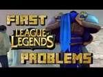 """[LoL] Проблемы Лиги - Гарен,Games,,Третий выпуск серии Проблемы Лиги, где чемпионы игры Лига Легенд рассказывают о своих проблемах. На этот раз к психологу обратился Гарен, который  не может избавиться от приступов беспричинного вращения. Но врач и на этот раз смог разрешить проблему!  """"First LoL Pr"""