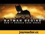 Как должен был закончиться Бэтмен: Начало,Games,,Переведено и озвучено энтузиастами из объединения Play1nGames.  Оригинал на английском: https://www.youtube.com/watch?v=QeCDTYszuho