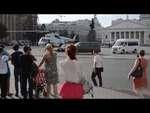 Вертолет с Путиным приземлился в центре  Воронежа 05 08 2014,People,,Максим Алексеев https://vk.com/mvalexeev    Вертолёт с Владимиром Путиным приземлился в Воронеже на площади Ленина  Владимир Путин прибыл сегодня, 5 августа, в Воронеж на вертолёте. Приземлились винтокрылые машины с делегацией чино