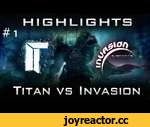 Titan vs Invasion Highlights [Game 1] Bo3 | WEC Dota 2,Games,,17.08.2014 Titan vs Invasion eSports [Game 1] Highlights Dota 2 Bo3 World e-Sports Championships Subscribe us on YouTube: ➜ http://bit.ly/PotatoGamingDota2  Like us on FaceBook: ➜ https://www.facebook.com/PotatoesGamingDota2  Follow us on
