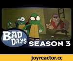 Teenage Mutant Ninja Turtles - Bad Days - Season 3 Ep 11,Film,,Even with a blockbuster movie coming out, the Teenage Mutant Ninja Turtles are bound to have some Bad Days... Subscribe to CineFix: http://goo.gl/9AGRm  Episode Credits:   Written and directed  Junaid Chundrigar Davor Bujakovic  A