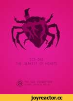 SC P-0 58 THE DARKEST OF HEARTS THE SCP FOUNDATION SECURE.CONTAIN.PROTECT.