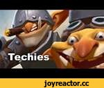 Meet the Techies,Games,,Subscribe http://bit.ly/noobfromua Dota 2 Techies Gameplay by w33, Wagamama and randoms Music: Ріgеоn Jоhn - The Bomb.