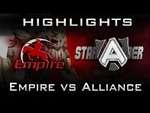Alliance vs Empire Highlights Dota 2 Starladder X Europe Groupstage,Games,,07.09.2014 Team Empire vs Alliance Dota 2 Highlights SLTV Starseries X Europe - Groupstage  Subscribe us on YouTube: ➜ http://bit.ly/PotatoGamingDota2  Like us on FaceBook: ➜ https://www.facebook.com/PotatoesGamingDota2  Foll