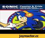 "Sonic The Hedgehog: Passion & Pride ""It Doesn't Matter RMX 2.014k"",Games,,It Doesn't Matter RMX 2.014k Mix Remixed by: Jun Senoue Vocals by: Tony Harnell All rights reserved © SEGA™ & Sonic™ Team"