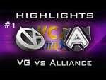 Alliance vs VG [Game 1] Bo3 Highlights Dota 2 WCA 2014 Semi Final,Games,,03.10.2014 The Alliance vs Vici Gaming Dota 2 Highlights WCA 2014 - Upper-Bracket Semi Final World Cyber Arena 2014 Subscribe us on YouTube: ➜ http://bit.ly/PotatoGamingDota2  Like us on FaceBook: ➜ http