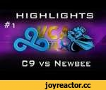 Newbee vs C9 [Game 1] Bo5 Highlights Dota 2 WCA 2014 Grand Final,Games,,05.10.2014 Cloud 9 vs Newbee [Game 1] Dota 2 Highlights WCA 2014 - Grand Final World Cyber Arena 2014 Subscribe us on YouTube: ➜ http://bit.ly/PotatoGamingDota2 Like us on FaceBook: ➜ http