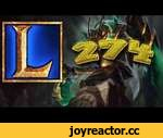 Random LoL Moments - Episode 274 (League of Legends),Games,,► Remember to hit that LIKE button to show your support! ► New to Realm? Subscribe! http://goo.gl/A3y0TW ► Previous Video: http://youtu.be/jCf7ukl-X5U  Have an epic clip or play that should be on Realm? You should include a high-quality You